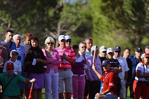 Justin Rose during the 2013 Turkish Open.