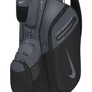 The new Nike Performance Cart Bag (grey and black)