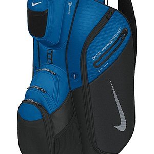 The new Nike Performance Cart Bag (blue and black)