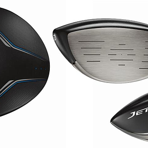 TaylorMade Jetspeed driver.