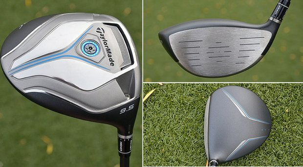 The TaylorMade JetSpeed Driver.