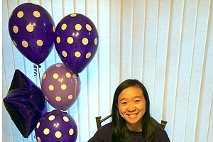 Alice Chen signed with Furman.