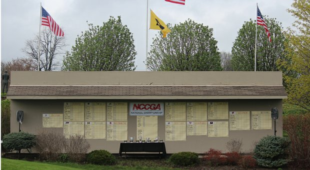 Interest in club golf is growing thanks to the NCCGA.