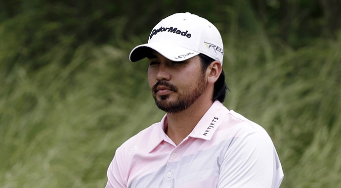 Jason Day during the 2013 U.S. Open.