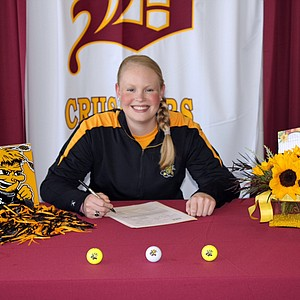 Taryn Torgerson signed with Wichita State.