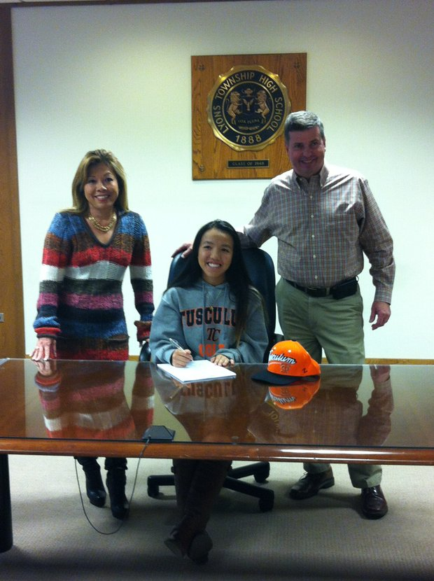 Ciara Rattana signed with Tusculum College.