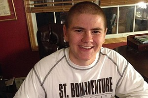 Patrick Sheerer signed with St. Bonaventure.