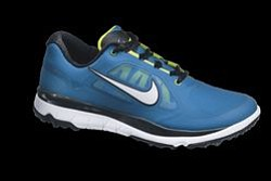 The Nike FI Impact shoe – for men and women – was developed with insights from Nike athlete Suzann Pettersen. Nike guarantees its increased flexibility and full athletic motion. It has Integrated Traction to provide low-profile stability, maximum ground feel and comfort. It is waterproof. Price: $130
