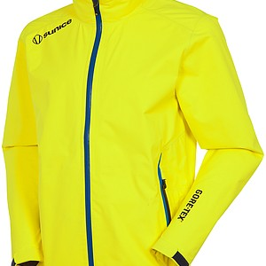 The Sunice EDGE Collection features GORE-TEX to keep you dry; comes in a trimmer fit with bold colors. The collection includes three jackets and one pant.