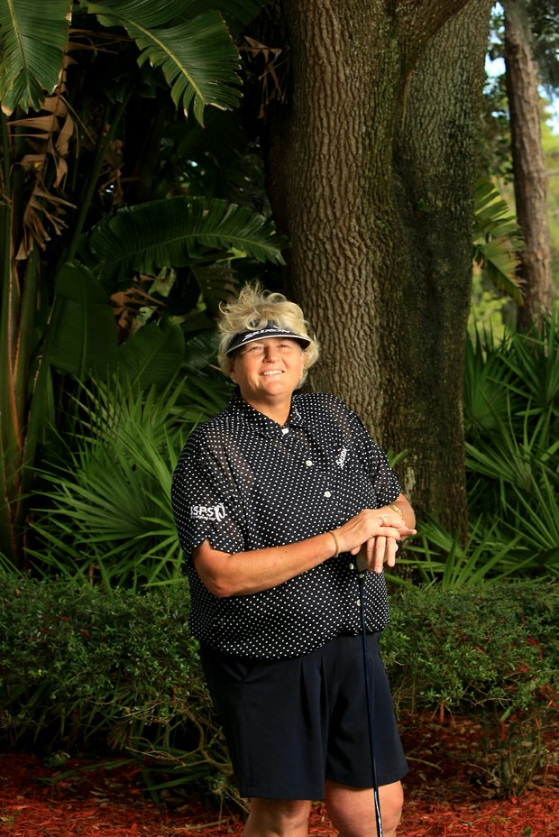 Laura Davies-Legends Tour at Innisbrook.