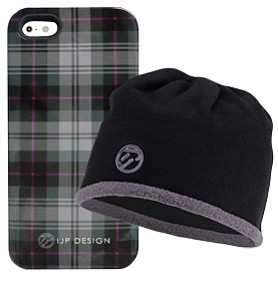IJP Design are doing gift sets this holiday season. Here is the limited edition iPhone and beanie gift set. The phone case is a raspberry cover that comes in 5/5s and 4/4s. The beanie can be used on the golf course or for everyday casual wear. Price: $60