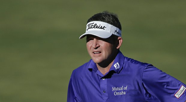 Jason Bohn during the 2013 Shriners Hospitals for Children Open.