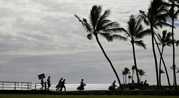 Waialae Country Club in Honolulu is host to the PGA Tour's 2012 Sony Open.