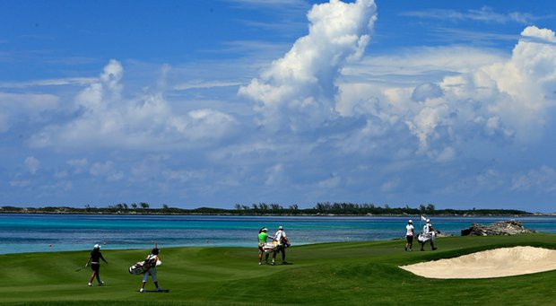 A scene from the 2013 Pure Silk Bahamas LPGA Classic. The event will kick off the 2014 LPGA season on Jan. 23.