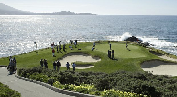 AT&T has extended its sponsorship of the PGA Tour stop at Pebble Beach.