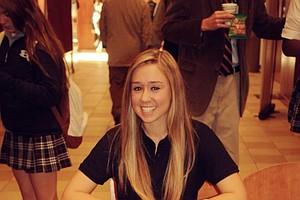Alexandra Farnsworth signed with Vanderbilt.
