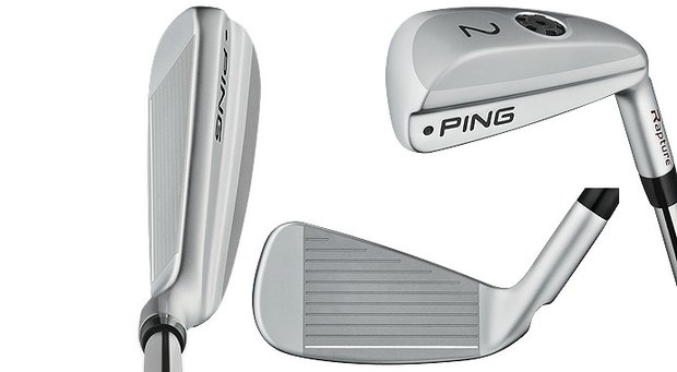 Ping releases a new driving iron, Rapture, for players looking for lower trajectories and higher ball speeds off the tee.