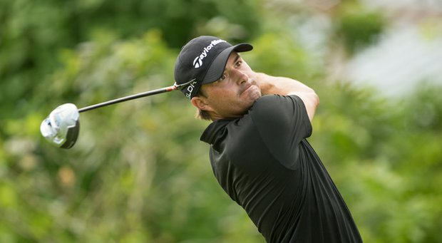Kevin Kisner during the PGA Tour's 2013 OHL Classic at Mayakoba.