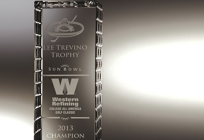 This year's winner will be the first recipient of the Lee Trevino trophy