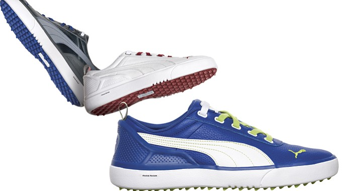 Puma's Monolite golf shoe is available for pre-order and out in stores Dec. 1.