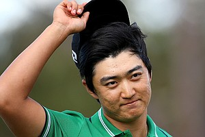 Jin Jeong won the ISPS HANDA Perth International on Oct. 20 at Lake Karrinyup in Perth, Australia.