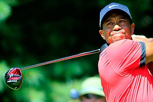 Tiger Woods won the WGC-Bridgestone Invitational on Aug. 4 at Firestone in Akron, Ohio.