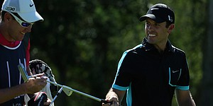 Schwartzel leads in Dunhill defense effort