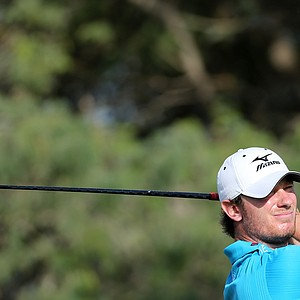 Chris Wood won the Commercial Bank Qatar Masters on Jan. 26 at Doha GC in Doha, Qatar.