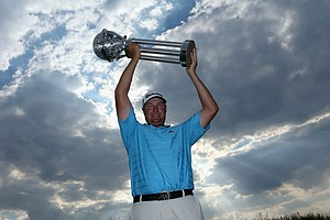 Dawie van der Walt won the Tshwane Open on March 3 at Copperleaf Golf & Country Estate in Centurion, South Africa.