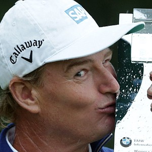Ernie Els won the BMW International Open on June 23 at Golfclub München Eichenried in Munich, Germany.