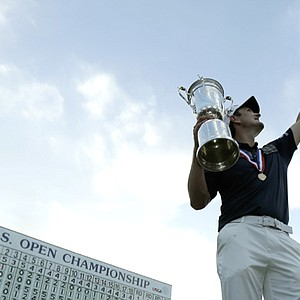 Justin Rose won the U.S. Open on June 16 at Merion in Ardmore, Pa.