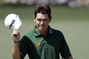 Louis Oosthuizen won the Volvo Golf Champions on Jan. 13 at Durban CC in Durban, South Africa.