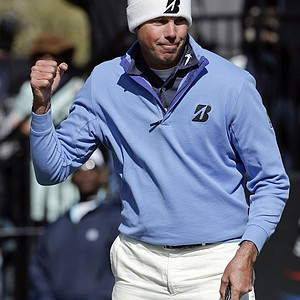 Matt Kuchar won the WGC-Accenture Match Play Championship on Feb. 24 at The Golf Club at Dove Mountain in Marana, Ariz.
