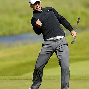 Paul Casey won the Irish Open on June 30 at Carton House in Maynooth, Ireland.