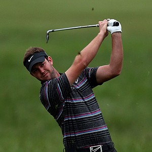 Scott Jamieson won the Nelson Mandela Championship on Dec. 9, 2012, at Royal Durban GC in Durban, South Africa.