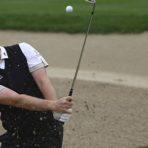 Stephen Gallacher won the Omega Dubai Desert Classic on Feb. 3 at Emirates GC in Dubai, United Arab Emirates.