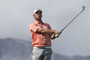Thomas Bjorn won the Omega European Masters on Sept. 8 at Crans-sur-Sierre in Crans Montana, Switzerland.