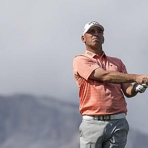 Thomas Bjorn won the Omega European Masters on Sept. 8 at Crans-sur-Sierre in Crans Montana, Switzerland.