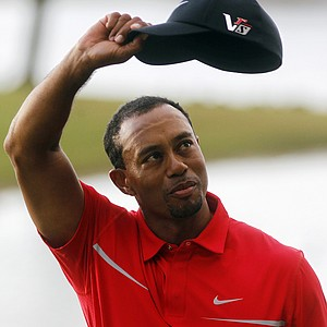Tiger Woods won the WGC-Cadillac Championship on March 10 at Doral (Fla.) Golf Resort & Spa.