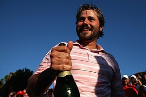 Victor Dubuisson won the Turkish Airlines Open on Nov. 10 at Montgomerie Maxx Royal in Antalya, Turkey.