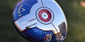 PHOTOS: Callaway Big Bertha Alpha driver