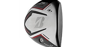Bridgestone J40 fairway woods