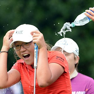 Lydia Ko of New Zealand won the CN Canadian Women's Open at The Vancouver Golf Club on August 26, 2012. Earnings: Amateur