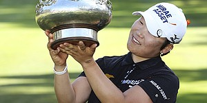 PHOTOS: LPGA Tour winners, 2013 season