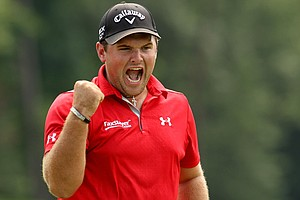 Patrick Reed won the Wyndham Championship on Aug. 18 at Sedgefield CC in Greensboro, N.C. Earnings: $954,000