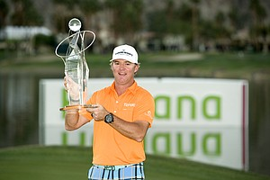 Brian Gay won the 2013 Humana Challenge.