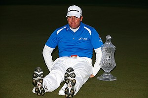 D.A. Points won the Shell Houston Open on March 31 at Redstone GC's Tournament course in Houston. Earnings: $1,116,000
