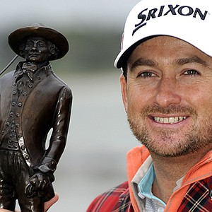Graeme McDowell won the RBC Heritage on April 21 at Harbourtown GL in Hilton Head Island, S.C. Earnings: $1,044,000