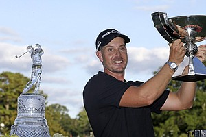 Henrik Stenson won the Tour Championship on Sept. 22 at East Lake GC in Atlanta. Earnings: $1,440,000