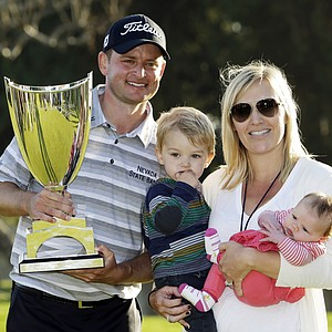John Merrick won the Northern Trust Open on Feb. 17 at Riviera CC in Los Angeles